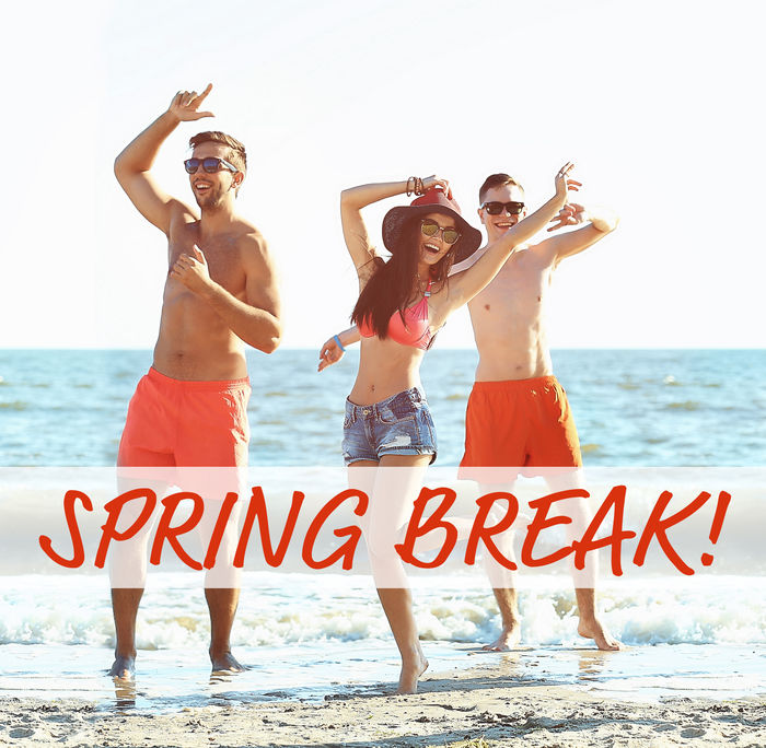 Why Students Should Enjoy Spring Break 2020 Safely - Spivey Law