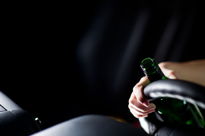 What are Florida's 4 most common drunk driving accidents?