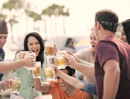 Bars & Restaurants Can Be Held Liable for Drunk Spring-Breakers - Spivey Law