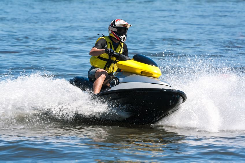 BUI Causes July 4th Jet Ski Accident - Spivey Law