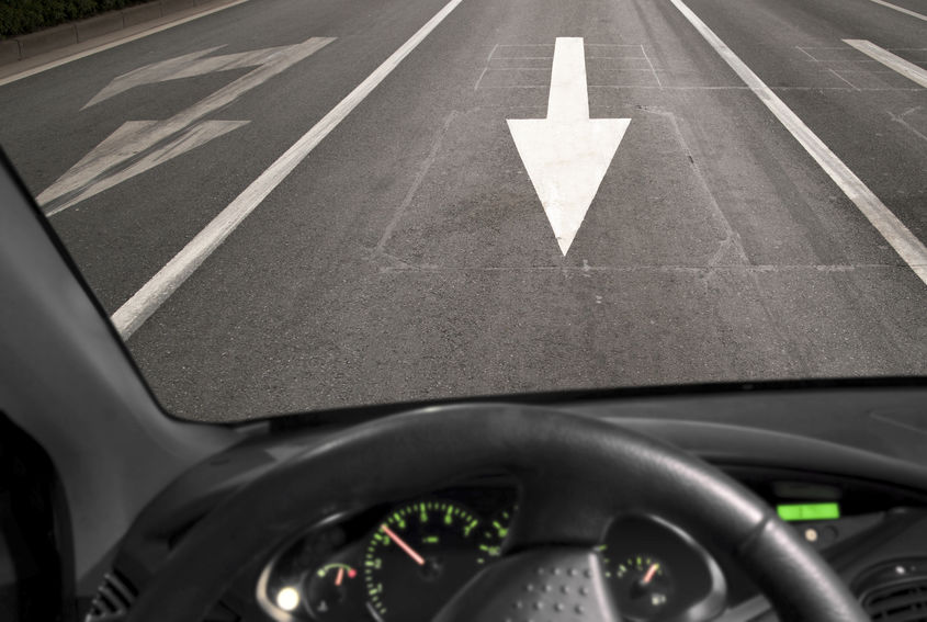 Wrong-Way Accidents Caused by DUIs - Spivey Law