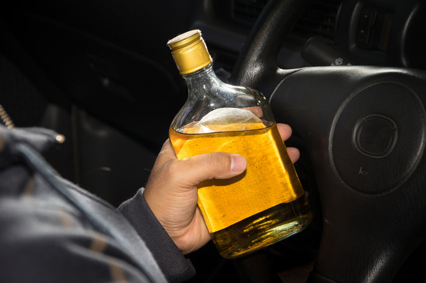 What to do if you spot an impaired driver - Spivey Law